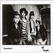 Click here for more info about 'Generation X - Biography'