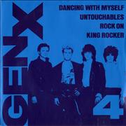 Click here for more info about 'Generation X - 4 EP'