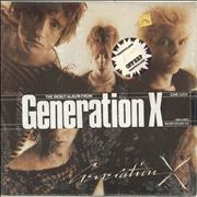Click here for more info about 'Generation X - Generation X - Sealed + Bellyband'