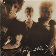 Click here for more info about 'Generation X - Generation X - Top Opening Sleeve - EX'