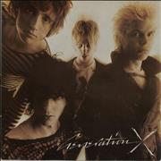 Click here for more info about 'Generation X - Generation X - Top Opening Sleeve'