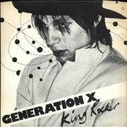 Click here for more info about 'Generation X - King Rocker - Inj - P/S'