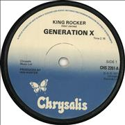 Click here for more info about 'Generation X - King Rocker - Solid'
