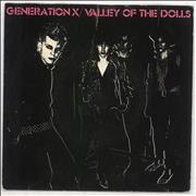 Click here for more info about 'Generation X - Valley Of The Dolls - Blue Injection + Sleeve'
