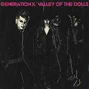Click here for more info about 'Generation X - Valley Of The Dolls - Brown Marbled Vinyl'