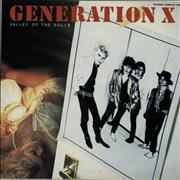 Click here for more info about 'Generation X - Valley Of The Dolls'