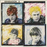 Click here for more info about 'Generation X - Wild Youth'