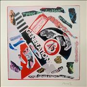Click here for more info about 'Generation X - Your Generation - Punk Art Print'