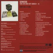 Click here for more info about 'Genesis - 1970-1975 Box Set'