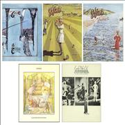 Click here for more info about 'Genesis - 1970-1986 Studio Albums'