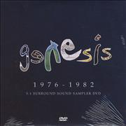 Click here for more info about 'Genesis - 1976-1982 - 5.1 Surround Sound Sampler DVD'