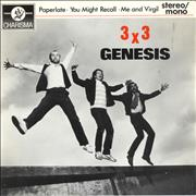 Click here for more info about 'Genesis - 3 x 3 EP'