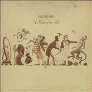 Click here for more info about 'Genesis - A Trick Of The Tail - 3rd + Inner'