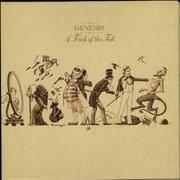 Click here for more info about 'Genesis - A Trick Of The Tail - 3rd'