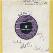 Click here for more info about 'Genesis - A Trick Of The Tail - Autographed!'