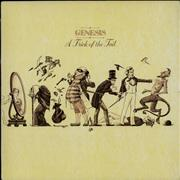 Click here for more info about 'Genesis - A Trick Of The Tail'