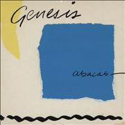 Click here for more info about 'Genesis - Abacab - Wide Centre - Picture Sleeve'