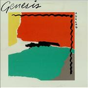 Click here for more info about 'Genesis - Abacab - Y/R/G/G Sleeve'