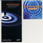 Click here for more info about 'Genesis - Calling All Stations - B T Collectors Box'
