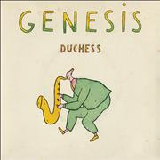 "Genesis Duchess UK 7"" vinyl"