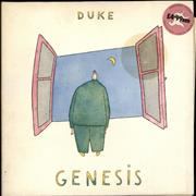 Click here for more info about 'Genesis - Duke - Stickered Sleeve'