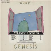 Click here for more info about 'Genesis - Duke - Timing Strip'