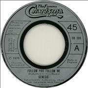 Click here for more info about 'Genesis - Follow You Follow Me - Jukebox'