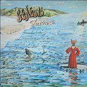 Click here for more info about 'Genesis - Foxtrot - 1st + Inner - EX'