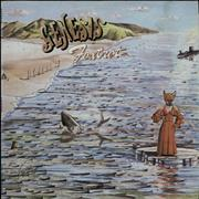 Genesis Foxtrot - 1st USA vinyl LP