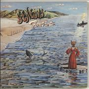 Click here for more info about 'Genesis - Foxtrot - 2nd'