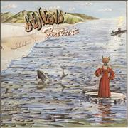 Genesis Foxtrot - 3rd - Smooth Sleeve UK vinyl LP