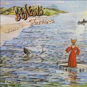 Click here for more info about 'Genesis - Foxtrot - Blue Label'