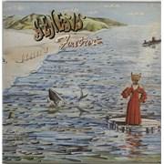 Genesis Foxtrot - Blue Label UK vinyl LP