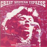 Click here for more info about 'Genesis - Great Western Express + Stickers'
