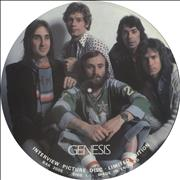 Click here for more info about 'Interview Picture Disc - EX'