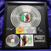 Click here for more info about 'Genesis - Invisible Touch - Autographed'
