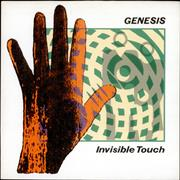 Click here for more info about 'Genesis - Invisible Touch'