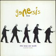 Click here for more info about 'Genesis - Live / The Way We Walk (Volume One: The Shorts)'