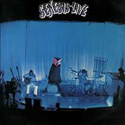 Click here for more info about 'Genesis - Live - Blue Label'