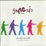 Click here for more info about 'Genesis - Live - The Way We Walk Volume 2: The Longs'