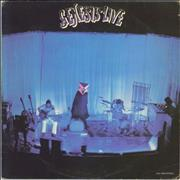 Click here for more info about 'Genesis - Live - scroll label - EX'