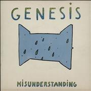 Click here for more info about 'Genesis - Misunderstanding'