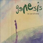 Click here for more info about 'Genesis - No Son Of Mine'