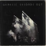 Click here for more info about 'Genesis - Seconds Out - EX'