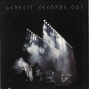 Click here for more info about 'Genesis - Seconds Out'