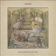 Click here for more info about 'Genesis - Selling England - 1st + Inner - EX'