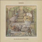 Click here for more info about 'Genesis - Selling England - 1st - VG'