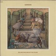 Click here for more info about 'Genesis - Selling England By The Pound + Insert'