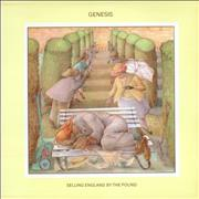 Click here for more info about 'Genesis - Selling England By The Pound - 2nd Issue'