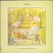 Click here for more info about 'Genesis - Selling England By The Pound - 3rd'